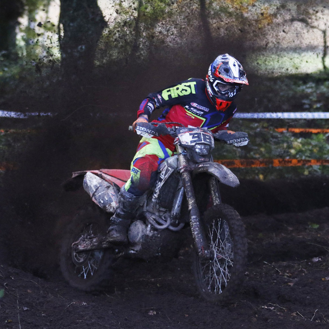3rd ABSOLUTE AND 2nd CATEGORY IN THE ENDURO SPAIN CHAMPIONSHIP